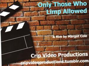 Disabled Filmmaker